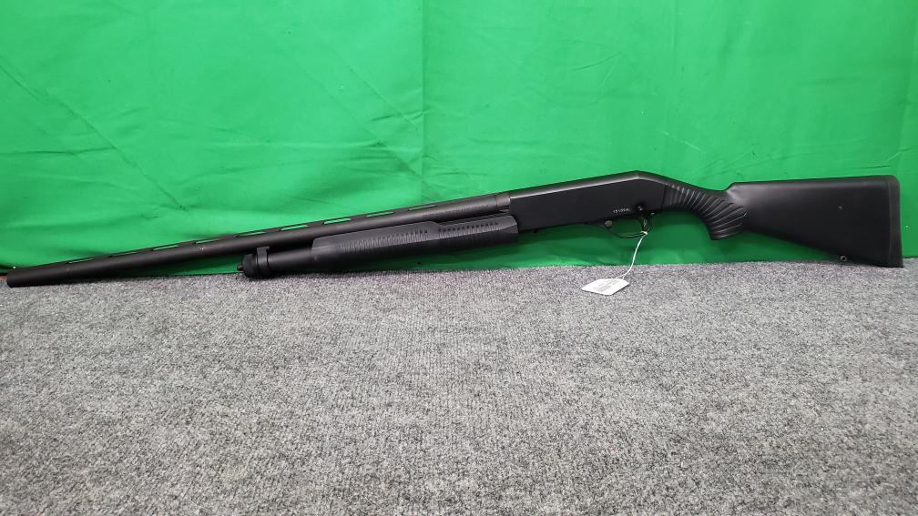 Stevens Model 320 12ga 28 Pump Action Shotgun Very Good