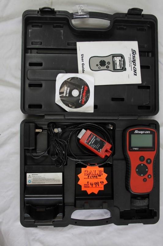 SNAP-ON Diagnostic Tool/Equipment TPMS3 Good | Buya
