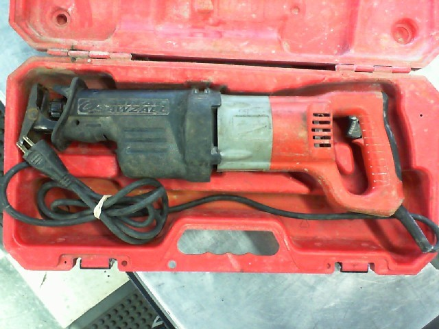 Milwaukee 6520 21 >> Milwaukee Tool Reciprocating Saw 6520 21 Very Good Sharp Assets