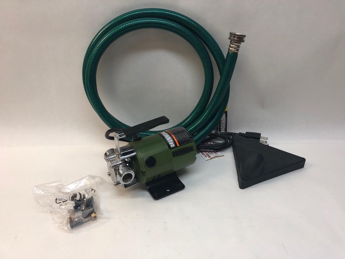 Drummond 63317 1/10HP Transfer Pump Very Good | Heartland