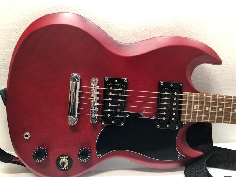 Epiphone SG-Special VE 6-String Electric Guitar Vintage