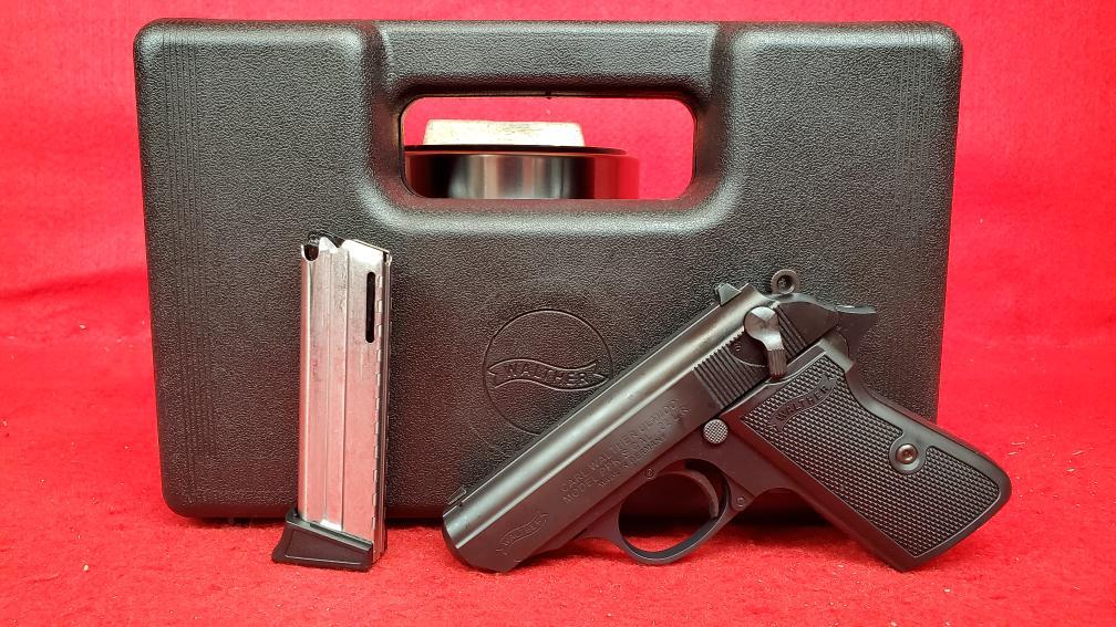 Walther PPK/S 22lr Threaded Barrel Pistol Brand New   Sooner