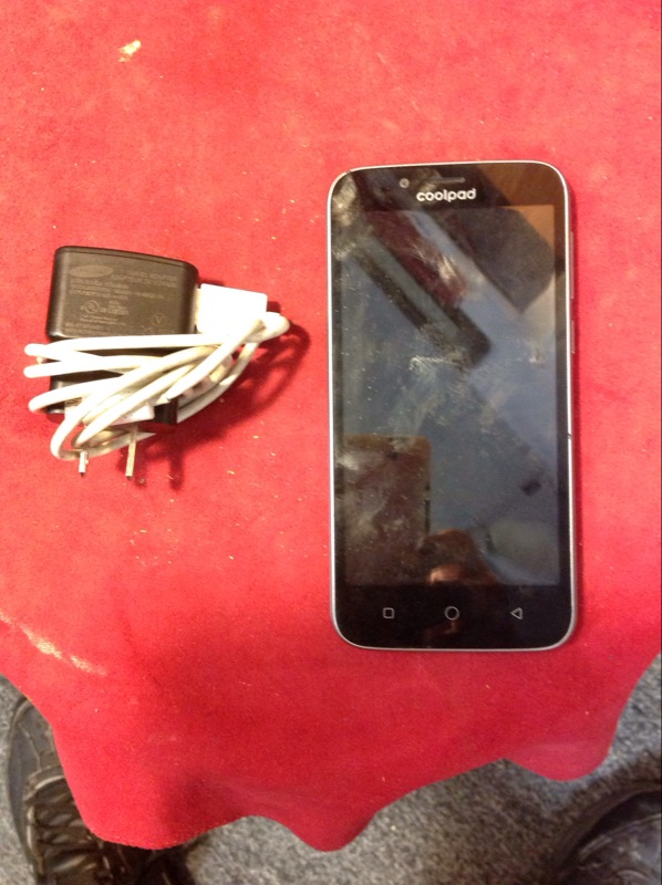 COOLPAD Cell Phone/Smart Phone 3632A *METRO PCS* Like New