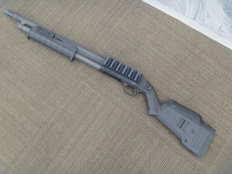 MOSSBERG 500 - 12GA - WITH 18