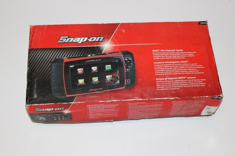 SNAP-ON EEMS328 Modis Ultra Diagnostic Scanner Tool Very Good