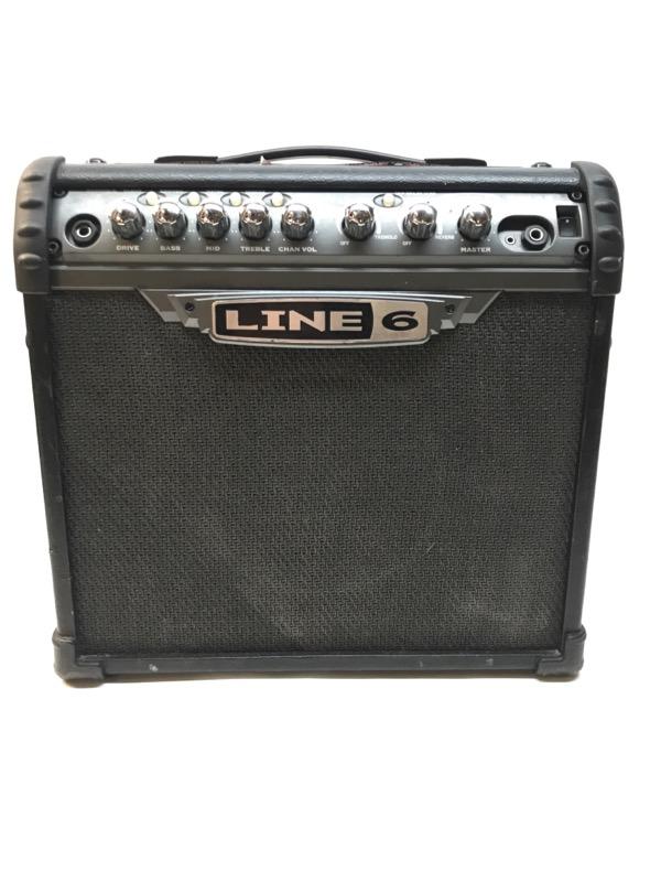 LINE 6 Electric Guitar Amp SPIDER III 15 Good | Heartland