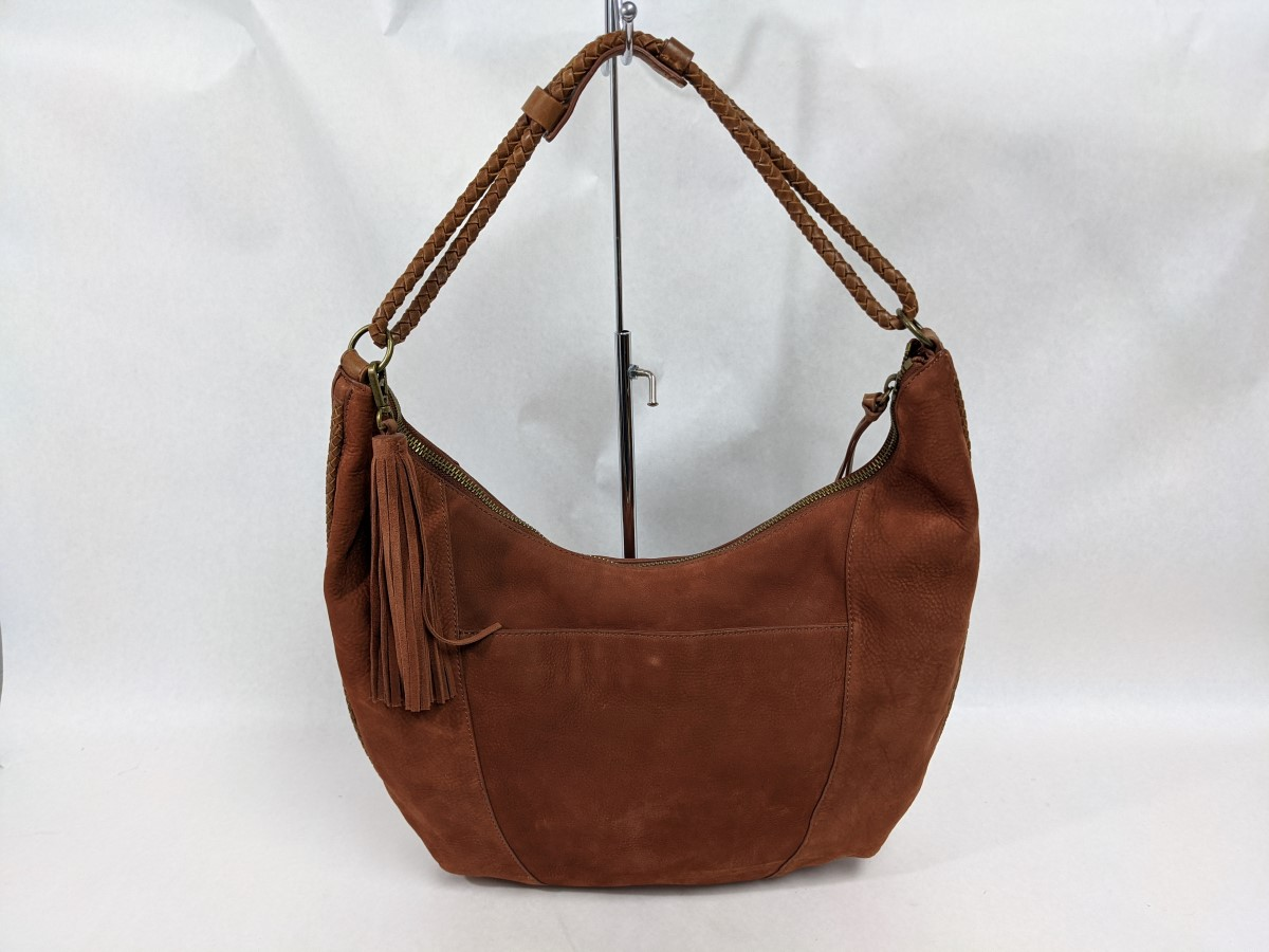 Lucky Brand Xl Myra Suede Leather Shoulder Bag In Rye Braided Leather Trim Good Heartland Pawnbrokers Kansas Poshmark makes shopping fun, affordable & easy! heartland pawnbrokers